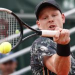 Kyle Edmund Bows Out of French Open