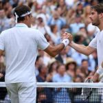 British star Cameron Norrie set to face off with Roger Federer
